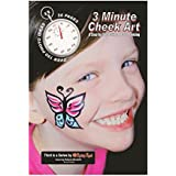 How To Face Paint Book, 3 Minute Cheek Art