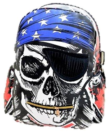 Cool Pirates Skull Shoulder Bag (A type)