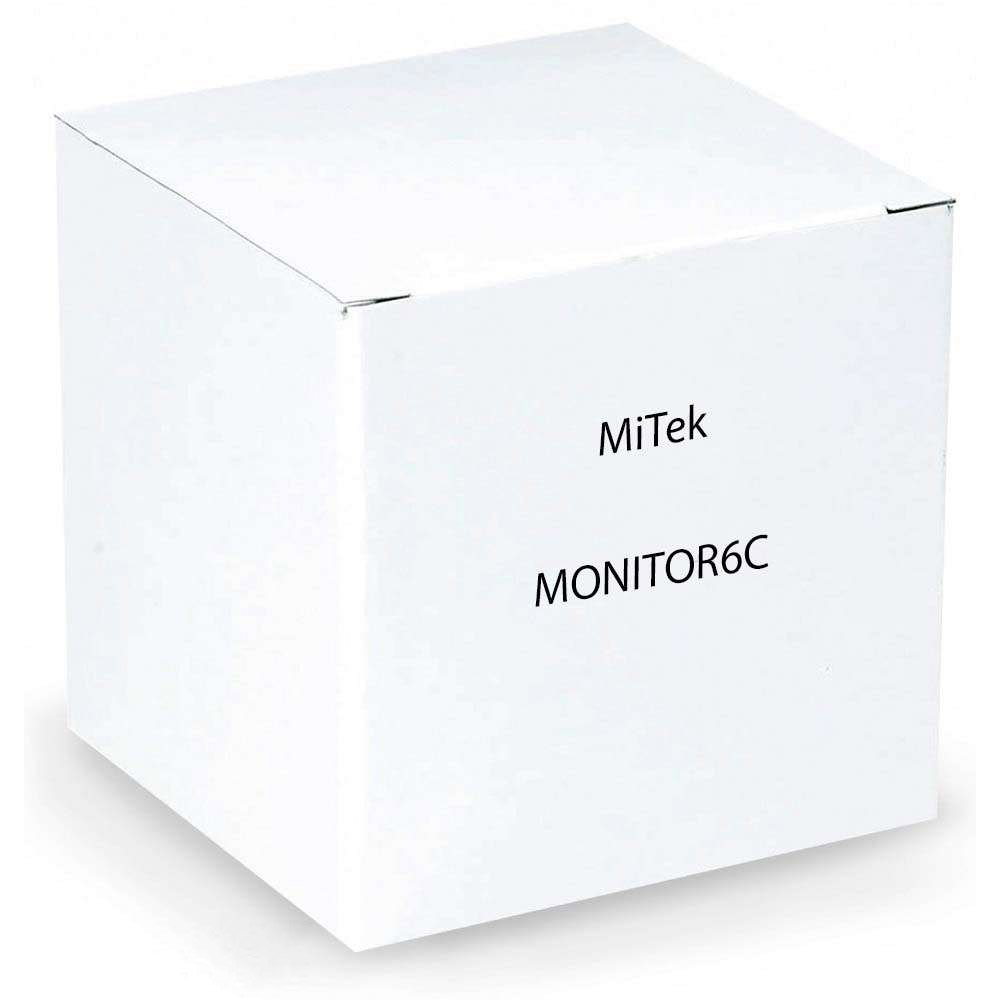 MTX Center Channel Speaker (MONITOR6C) (Discontinued by Manufacturer) by MTX