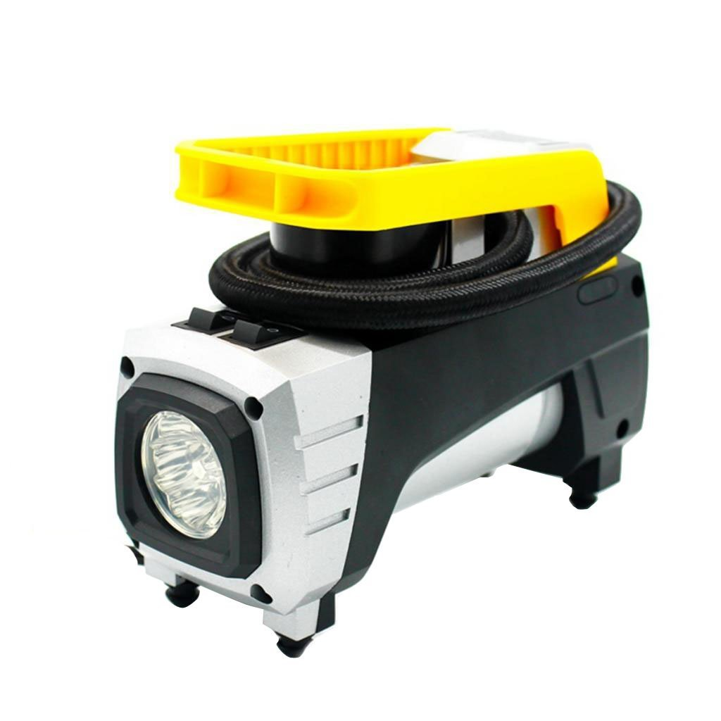 MagiDeal Multifunction 12VCar Air Compressor Pump Pointer Display Inflator With Light by Unknown (Image #10)