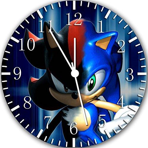 Super Sonic Frameless Borderless Wall Clock W360 Nice for Gift or Room Wall Decor