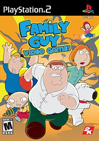 Family Guy - PlayStation 2 (Collector's) (Family Guy Lego)