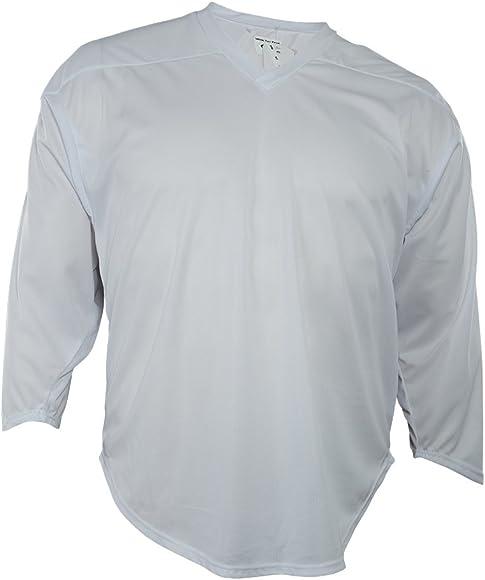 92856Y-SIL Size L//XL Silver Pear Sox Air Mesh Hockey Jersey Big Kids Style
