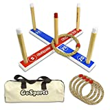 GoSports Ring Toss Game Includes Carrying Case