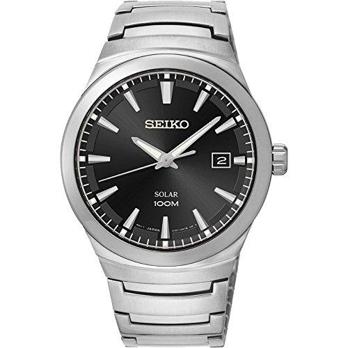 Seiko-Solar-Sne291P1-Orologio-da-Polso-Uomo