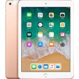 iPad Early 2018, 32GB, Wi-Fi + 4G LTE, Apple 9.7 iPad MRM52LL/A Gold