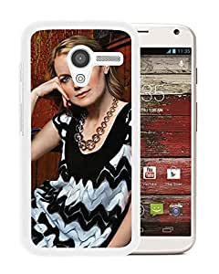 Beautiful Designed Cover Case With Kelly Willis Girl Dress Table Hose (2) For Motorola Moto X Phone Case