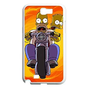 Homer Simpson's For Samsung Galaxy Note 2 N7100 Csae protection phone Case FXU309240