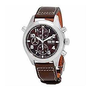 IWC Pilot Double Chronograph Automatic Mens Watch IW371808