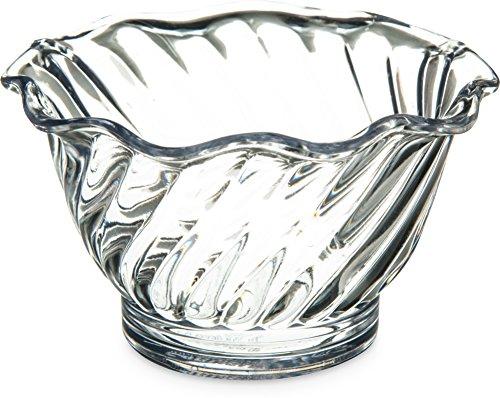 Tulip Plastic Dessert Dish, 5 oz. (Dessert San Tulip Dish)