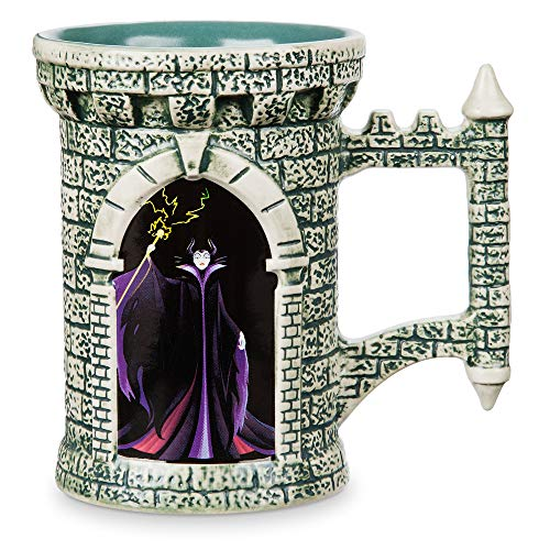 Disney Hercules Mug (Disney Maleficent Tower Figural)