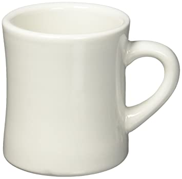 smart idea porcelain coffee mugs. Diner Coffee Mug Amazon com  White Ceramic Cups Mugs