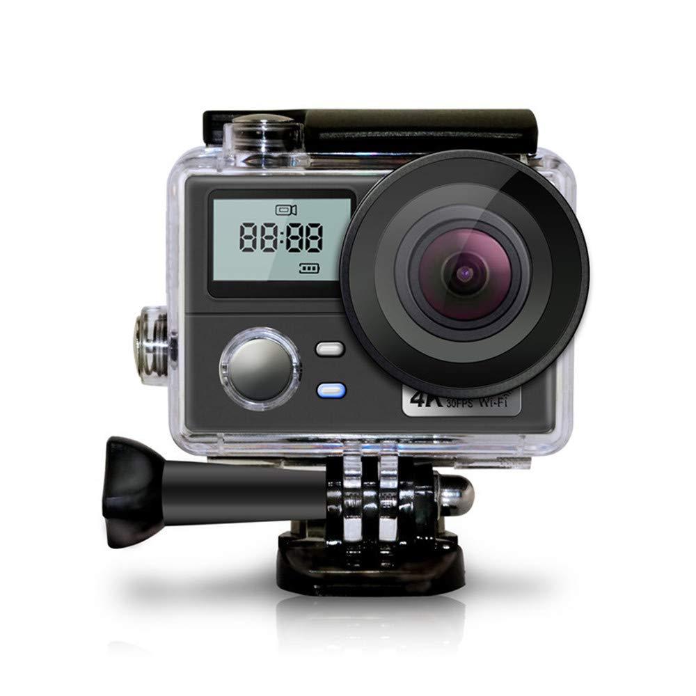 Ergou Aktions-Kamera 4K Multifunktionsim Freien Extremsport-Kamera-Minitauchkamera Wifi-Kamera