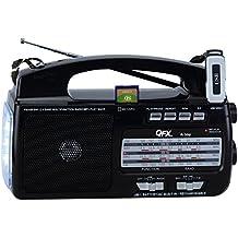QFX R-30U AM/FM/SW1-SW2 Radio