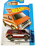 HOT WHEELS 2015 SERIES HW FIRE CHIEF SUPER VAN DIE-CAST