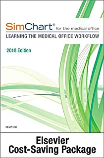 Simchart for the medical office learning the medical office simchart for the medical office learning the medical office workflow elsevier ebook on vitalsource fandeluxe Gallery