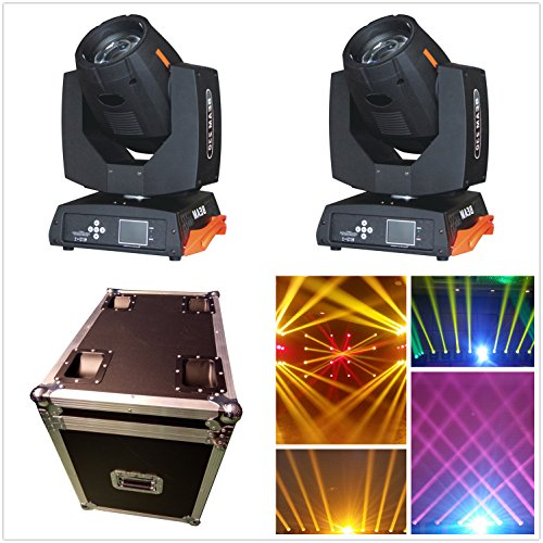 Roccer 7r 230w beam sharpy moving head lighting with screen touch by roccer