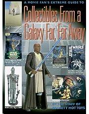 Collectibles from a Galaxy Far Far Away