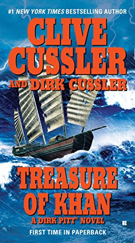 Treasure Of Khan by Clive Cussler and Dirk Cussler