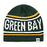 OTS NFL Green Bay Packers Thorsby Beanie Knit Cap, One Size, Dark Green