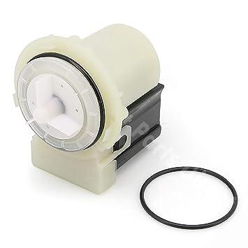 280187 Kit de bomba de drenaje de lavadora de repuesto para ...