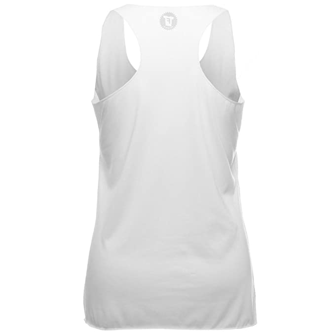 FABTEE Get Fit Dont Quit Fitness Sport Gym Crossfit Loose Tank Top Shirt Frauen