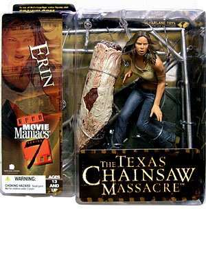 McFarlane Toys Movie Maniacs Series 7 Action Figure Texas Ch