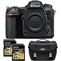 Nikon D500 20.9 MP CMOS DX Format Digital SLR Camera with 4K Video Key Pieces Review Image