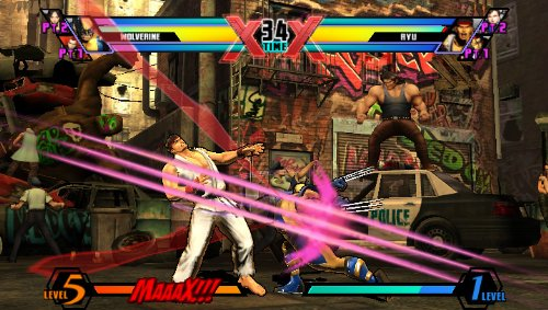 Ultimate Marvel vs. Capcom 3 [Japan Import]