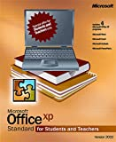 Microsoft Office XP Standard for Students and Teachers