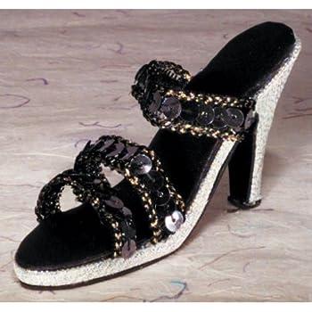 Fete Miniature Shoe - Creme de la Creme Shoe by Fete ZR8uu19A