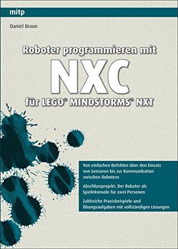 Roboter programmieren mit NXC für LEGO MINDSTORMS NXT