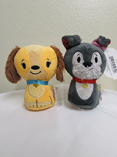 Lady and the Tramp ..Itty Bitty's LIMITED EDITION...(Hallmark)