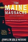 img - for Maine Massacre (A Grijpstra & De Gier Mystery) book / textbook / text book