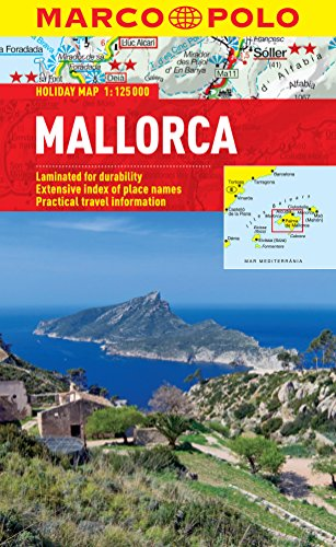 Free Mallorca Marco Polo Holiday Map (Marco Polo Holiday Maps) [K.I.N.D.L.E]