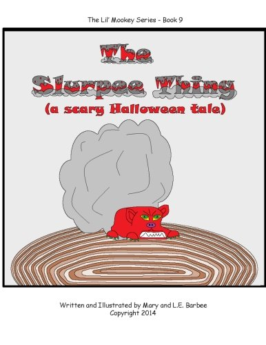 book-9-the-slurpee-thing-a-scary-halloween-tale-the-lil-mookey-series-volume-9
