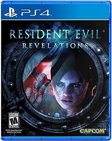 Resident Evil Revelations - PlayStation 4 Standard Edition