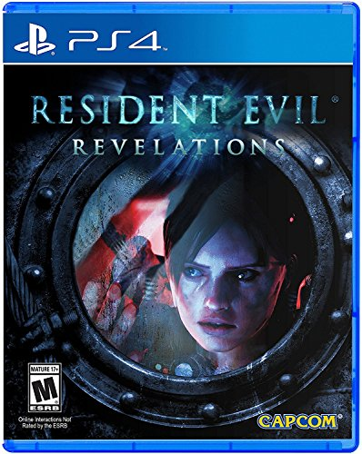 Resident Evil Revelations - PlayStation 4 Standard - Queen Street On Shopping