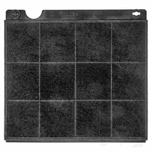 (SPARES2GO Type 15 Active Carbon Odour Vent Filter for Zanussi Cooker Hood (Pack of)