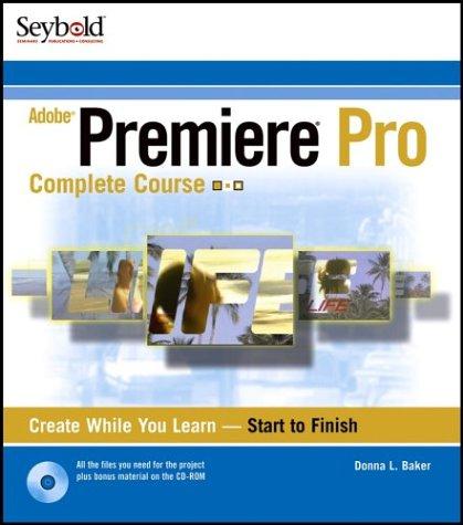 Adobe Premiere X (Complete Course)