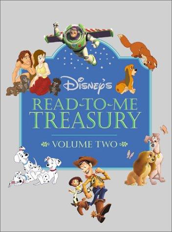Disney Fairy Tale Treasury - Disney's Read to Me Treasury, Vol. 2