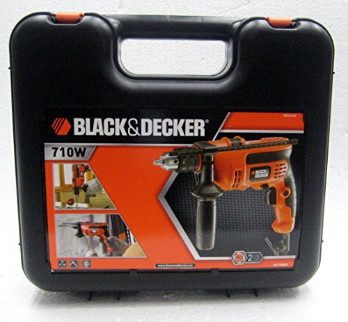Black & Decker Hammer Drill 710 watts CD714REK 220 VOLTS NOT FOR USA