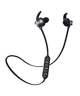 Lorjoyx Auriculares inalámbricos Bluetooth estéreo 5.0 Auriculares Deporte Manos Libres Auriculares de conducción ósea