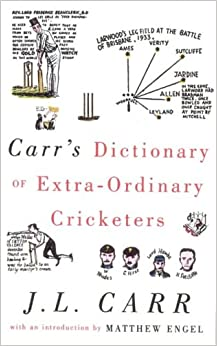 Carr's Dictionary of Extraordinary Cricketers