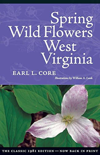 West Virginia Flower - SPRING WILDFLOWERS OF WEST VIRGINIA