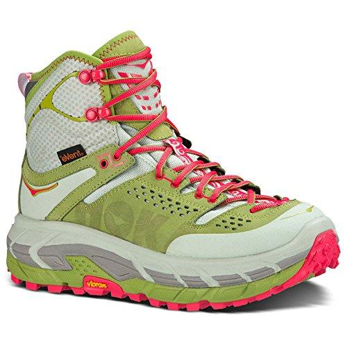 Hoka One One Tor Ultra Hi WP Running Shoe - Women's Fog G...
