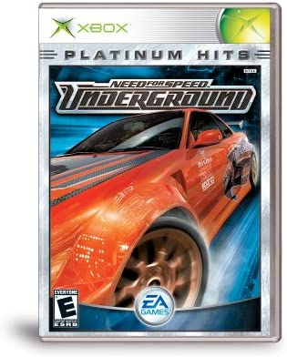 Amazon Com Need For Speed Underground Xbox Artist Not Provided