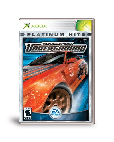 Amazon Com Need For Speed Underground Pc Video Games