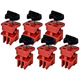 Brady Universal Multi-Pole Breaker Lockout (30 Pack)