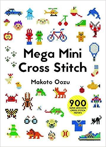 Mini Cross Stitch Pattern No